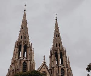 architecure, church, and paris image