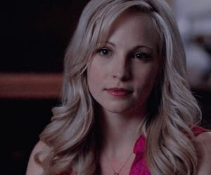 the vampires diaries, tvd, and caroline forbes image