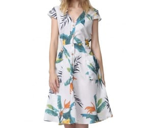 casual, day dress, and summer image