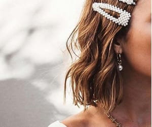 hair, accessories, and aesthetic image