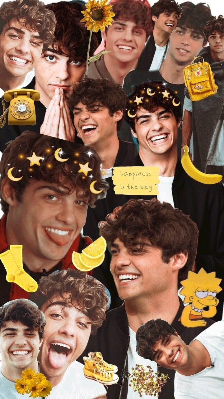 Noah Centineo wallpaper 💫❤️ uploaded by