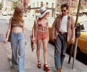 taxi driver and 70s image