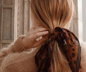 beauty, hair, and girl image