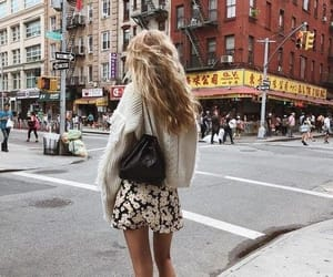 fashion, clothes, and blonde image