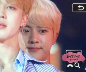 preview, bts, and kim seokjin image