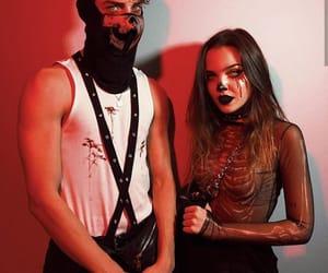 Halloween, costume, and goals image