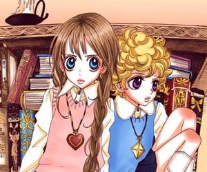 best friends, manga, and chocolate image