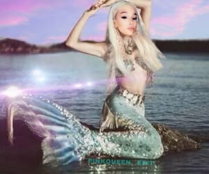 edit, mish, and mermaid image