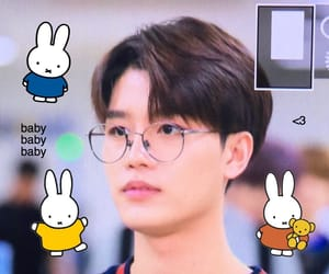 softcore, kpop edit, and taeil image