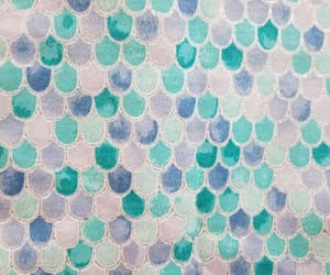 etsy, mermaid, and sewing material image
