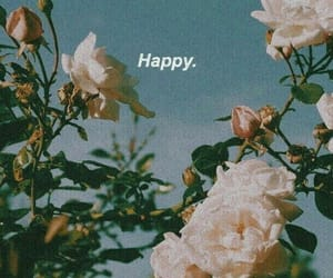 flowers, happy, and inspo image