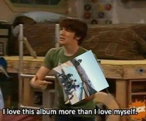 album, music, and drake and josh image