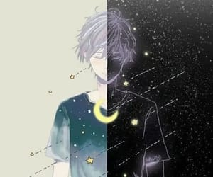 anime, loneliness, and art image