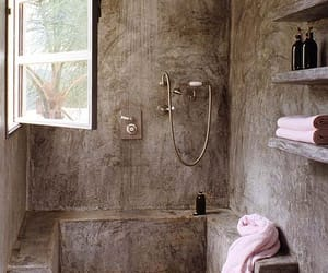 bathroom and shower image