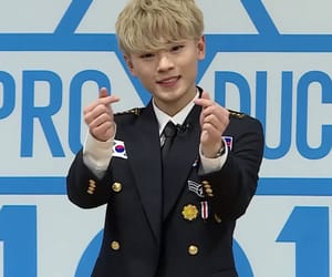 produce x 101, pdx101, and suhwan image