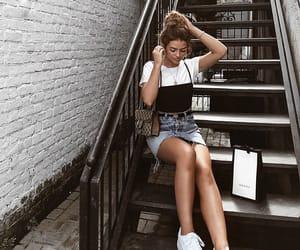 kelsey simone, chic, and fashion image