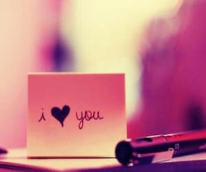 heart, I Love You, and lovely image