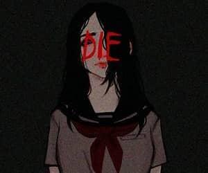 aesthetic, broken, and sad image