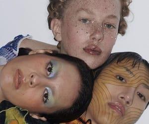 fashion, makeup, and retro image