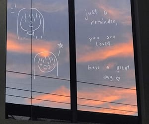 aesthetic, blue, and doodles image