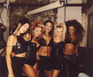 spice girls, 90s, and mel c image