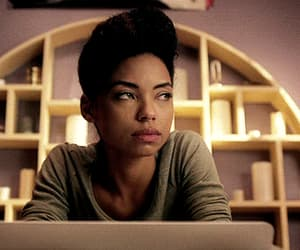 gif, logan browning, and dear white people image