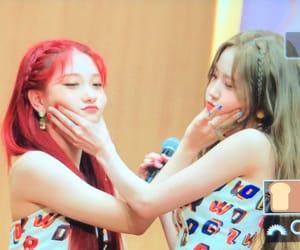 girls, hayoung, and seoyeon image