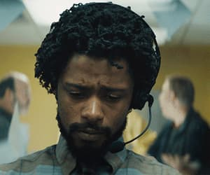 movie, gif, and sorry to bother you image