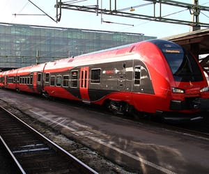 sweden, train, and trains image