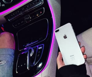 benz, dream car, and iphone image
