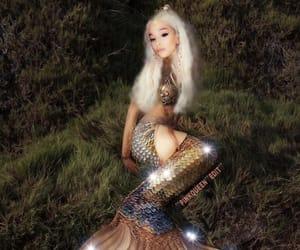 ariel, mermaid, and arianagrande image