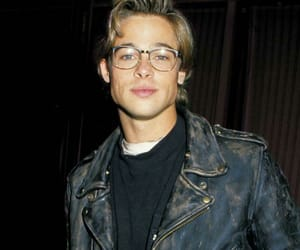 90s, brad pitt, and handsome image