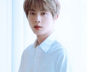 army, jin, and k-pop image