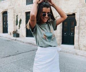 fashion, girl, and happiness image