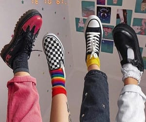 shoes, aesthetic, and 90s image