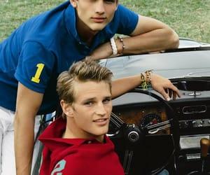 boys, car, and ivy league image