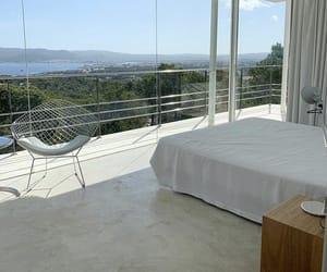 bedroom, california, and minimalist image