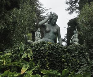 nature, statue, and lloret image