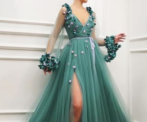 fashion, style, and drees image