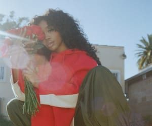 petra collins and sza image