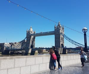 family, london, and travel image