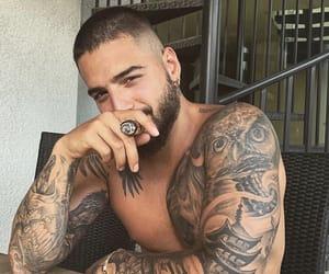 Tattoos and maluma image