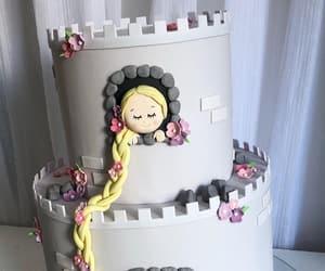 cake and happy birthday image