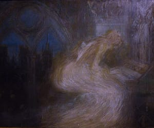 19th century, art, and church image