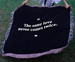 love, picnic, and quotes image