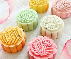 aesthetic, asian, and cakes image
