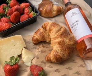 croissant, food, and drink image