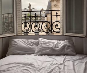 article, bed, and coffee image