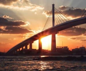sunset, basra, and basra city image