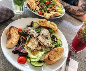 caffee, drink, and food image